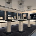 17 Principles of Jewelry Display Design in Jewelry Showcase Store
