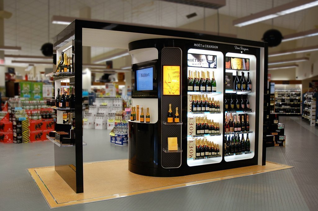 How To Open A Wine Kiosk In Mall