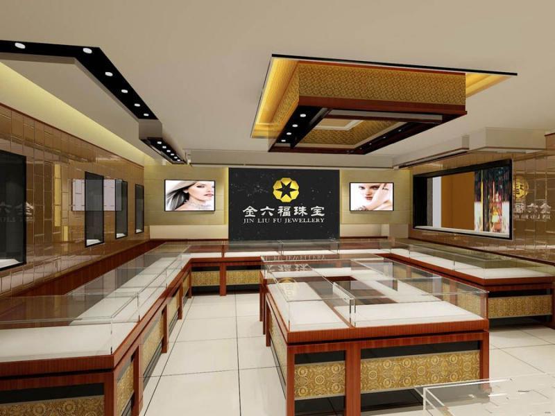 display mall kiosk