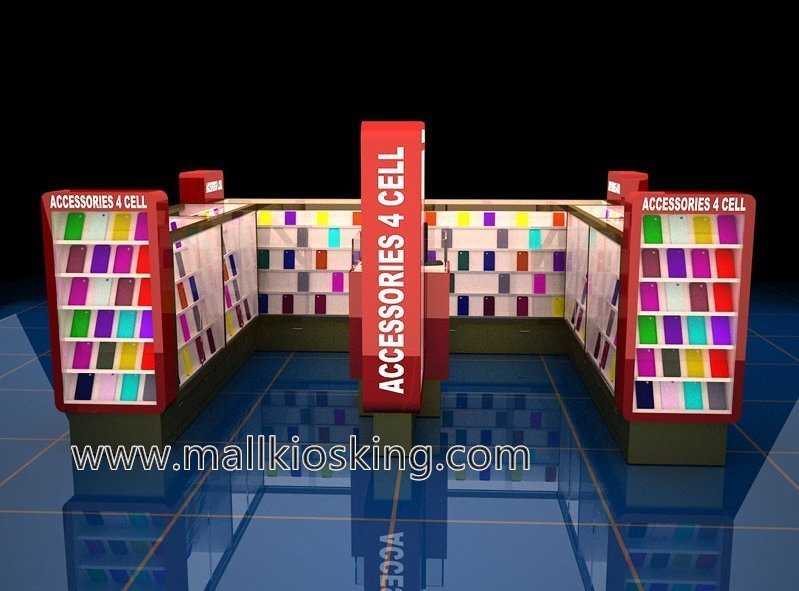 mall kiosk display fixtures