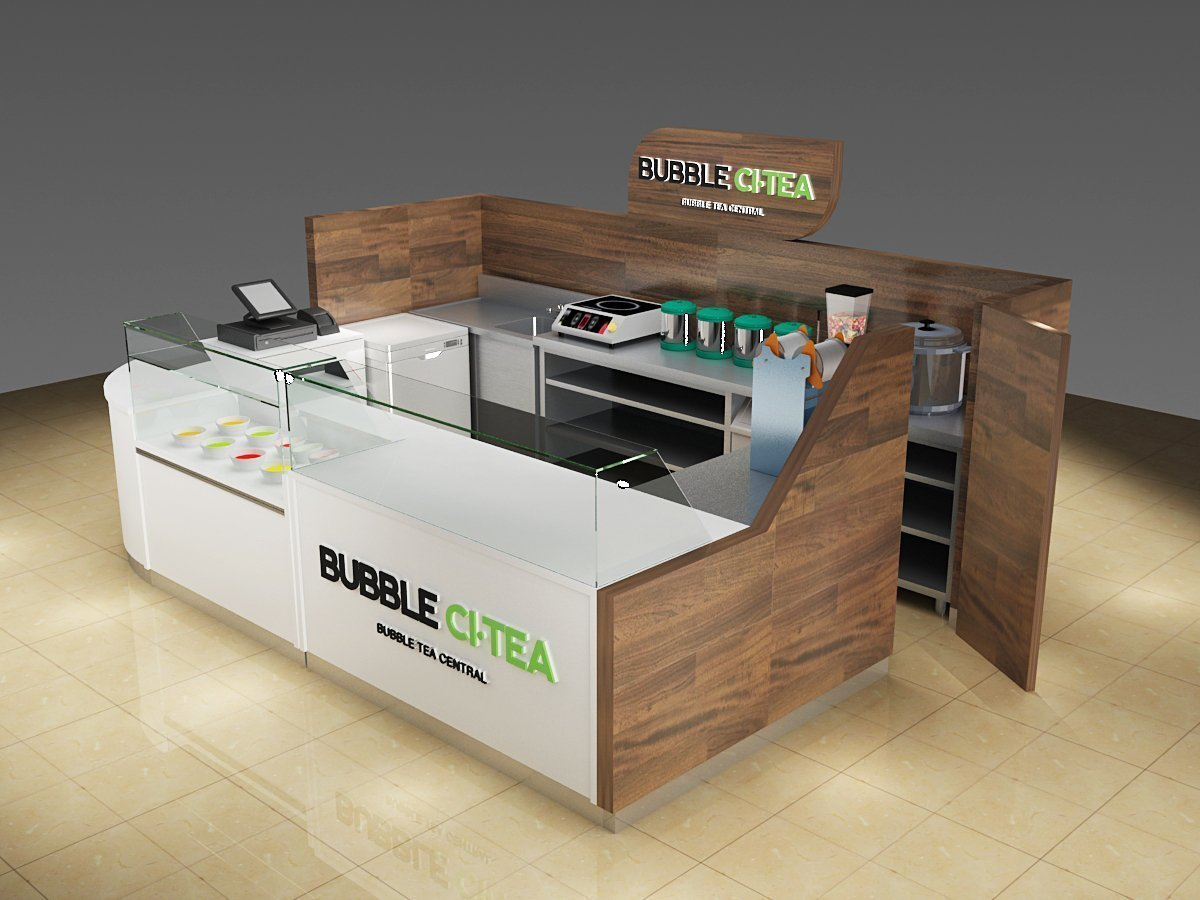 custom mall kiosk manufacturers