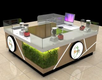 Mango design Mall Kiosks | Food kiosk concept, ideas, trends…