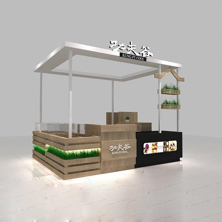snack kiosk design
