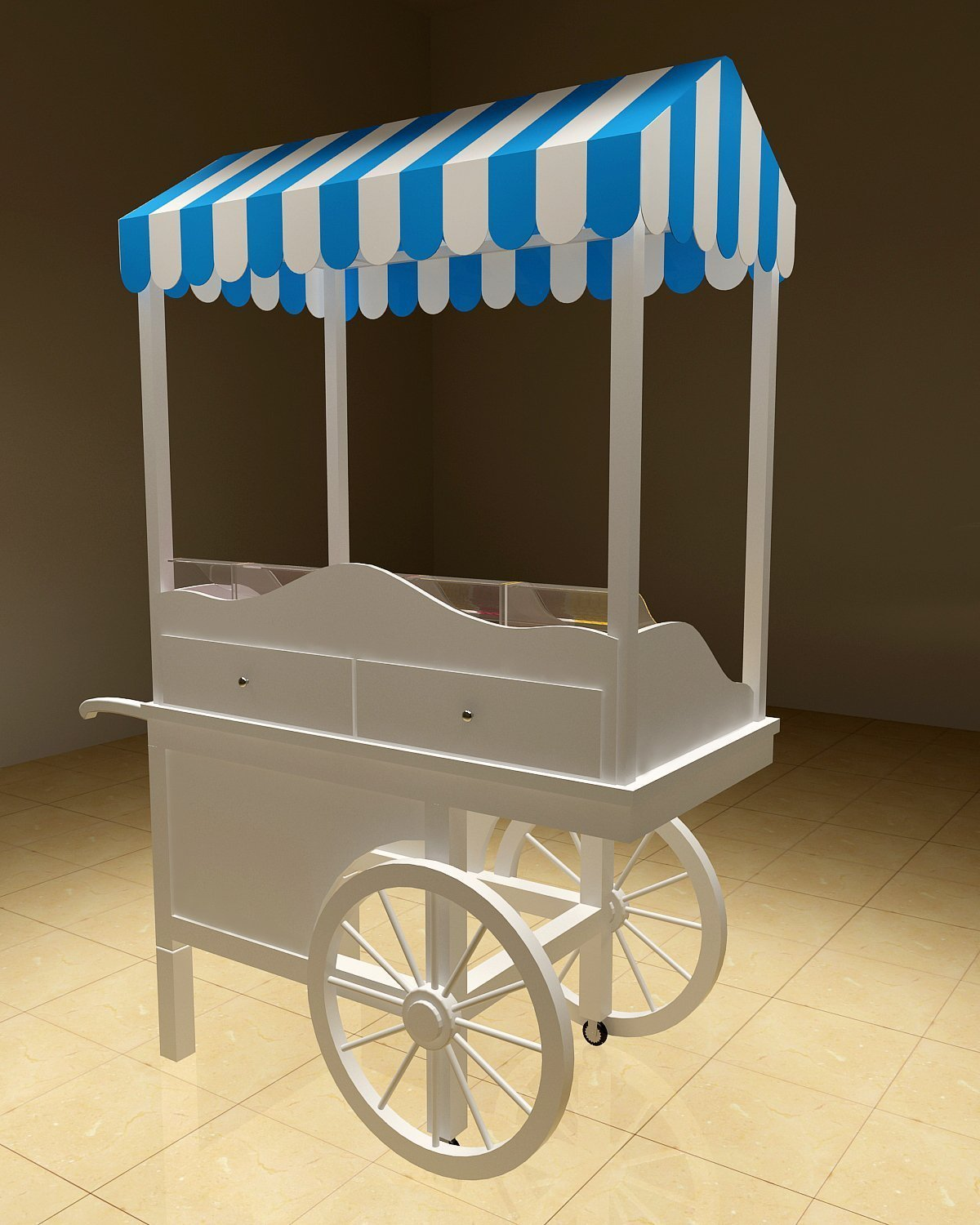 Wooden Candy Cart For Sale Candy Bar Trolley Design With Good Price