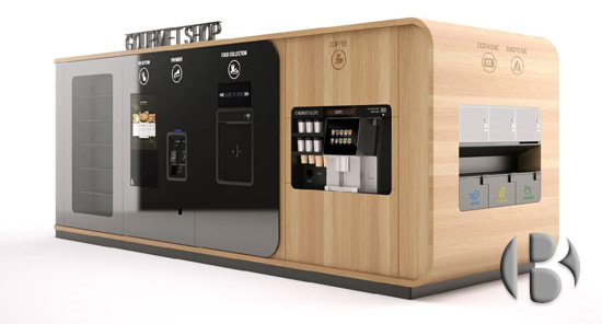 outdoor retail kiosk design