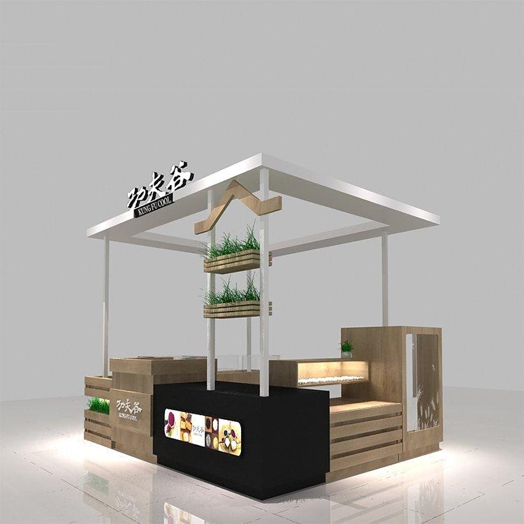 bread kiosk concept