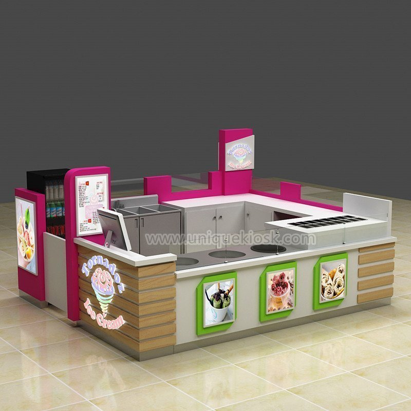 food and beverage kiosks