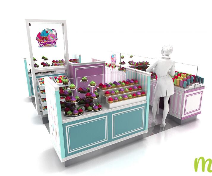 cupcake kiosk for sale