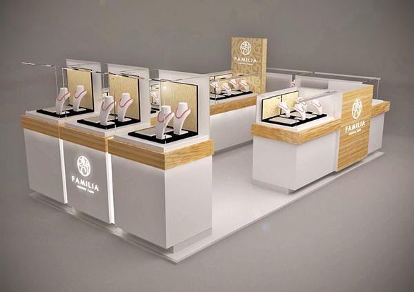 gift kiosk design