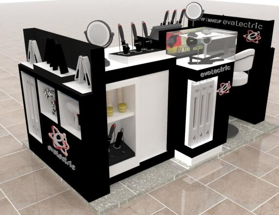 hair demo counter