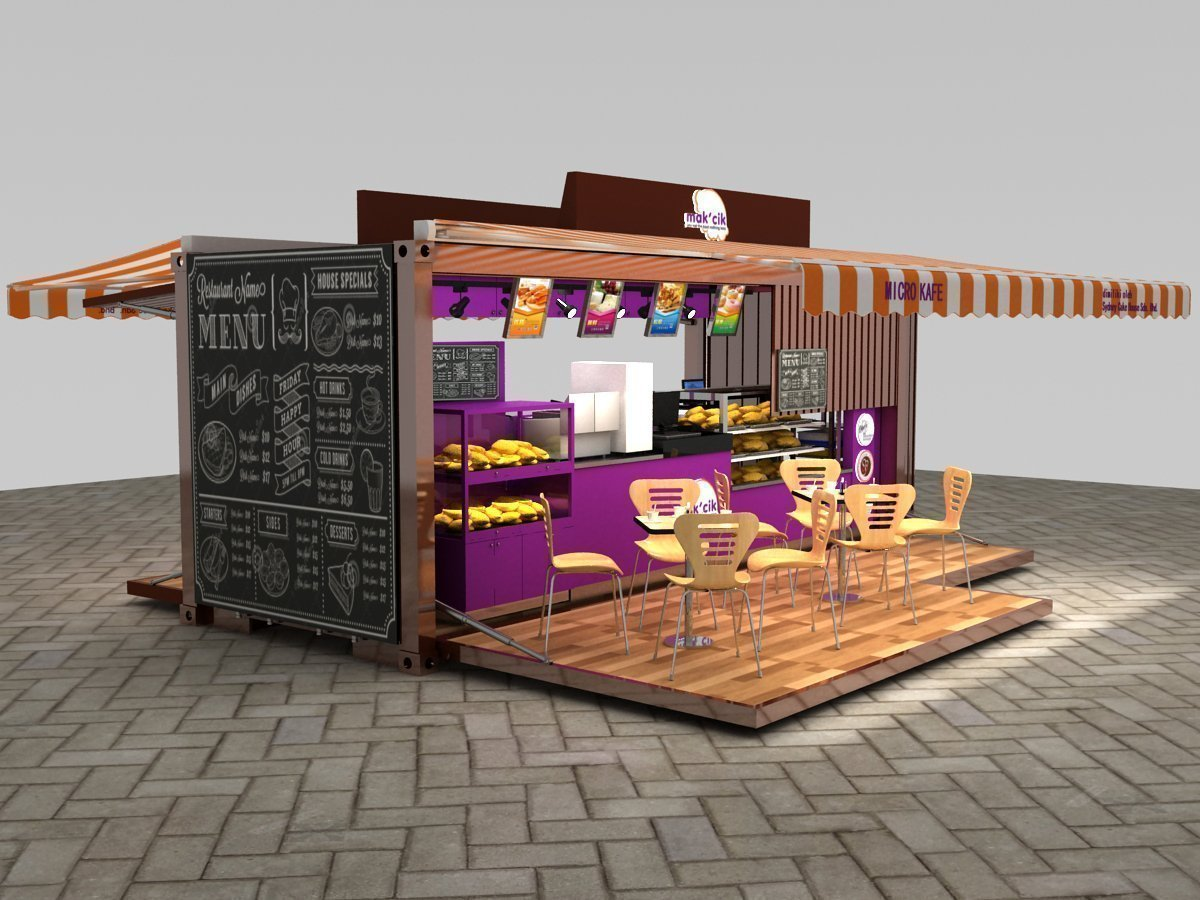 100 Modern Shipping Container Shop Container Restaurant For Sale
