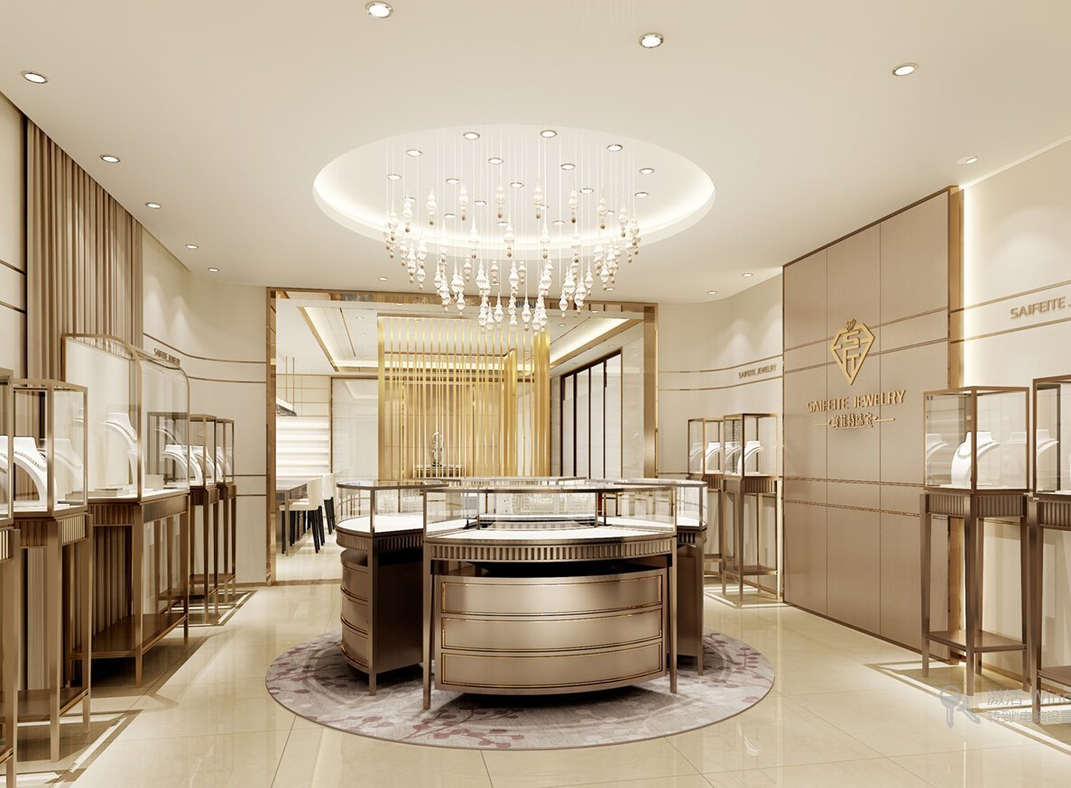 diamond jewelry store design