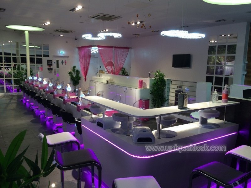 How to start a Nail salon Store? hot to start a nail salon store ?