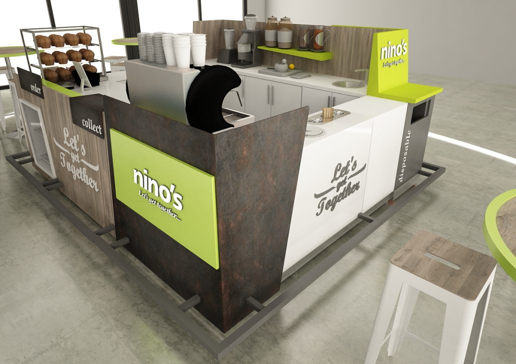 nino's mall kiosk