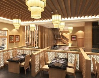 TOP 10 Modern restaurant interior design ideas & concepts in 2019