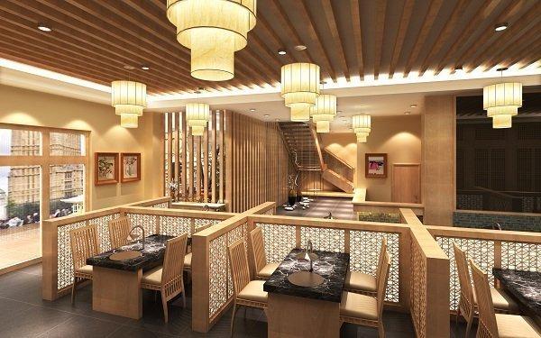 TOP 10 Modern restaurant interior design ideas & concepts in 2019