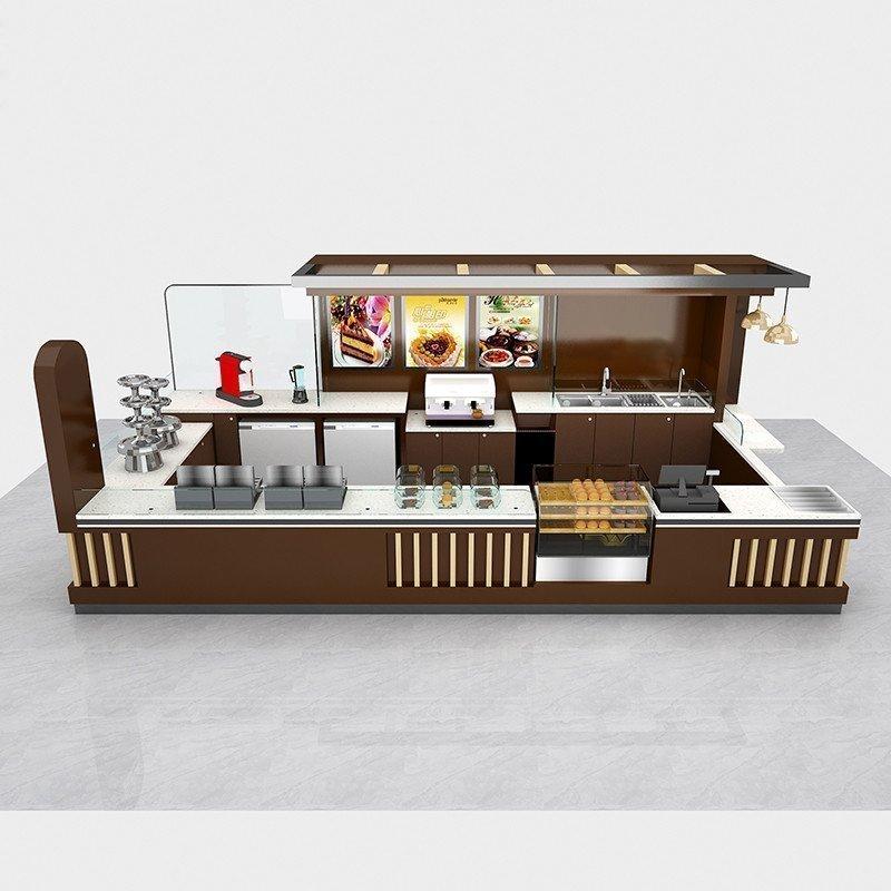 Food Kiosk   Fast Food Vendors Design & Concession Stands For Sale