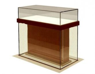 1.2 Meter Jewelry Display Cabinets For Sale – UNIQUE