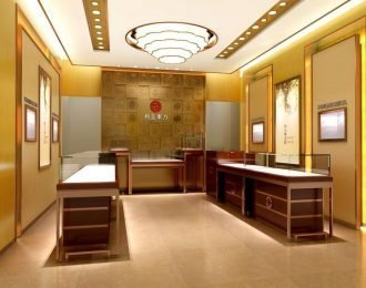 Diamond & Jade store interior design