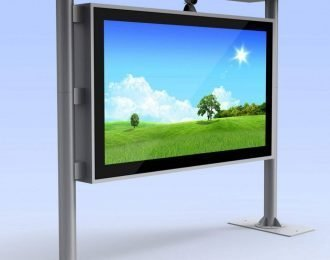 Custom Outdoor advertising tv for sale