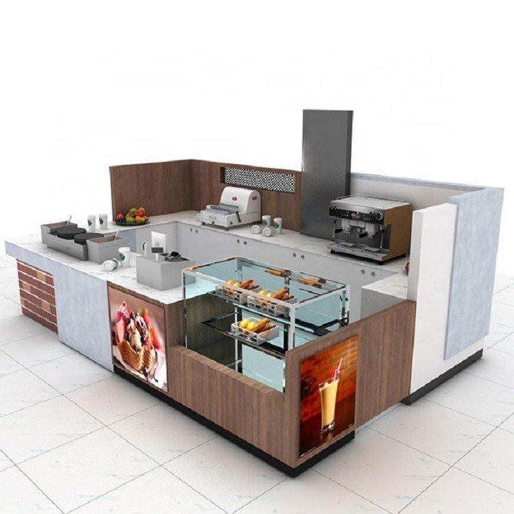 fast food kiosk