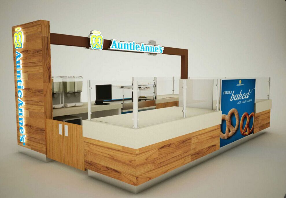 bakery kiosk design