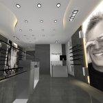 eyeglasses store kiosk