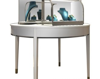 Jewelry Display Table Stand Countertop Display Cases For Sale