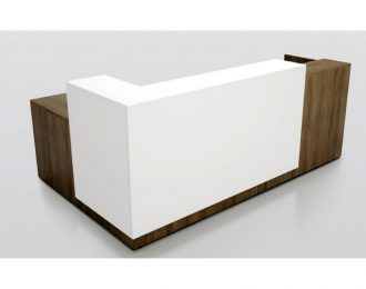 Popular L-Shape Reception Desk