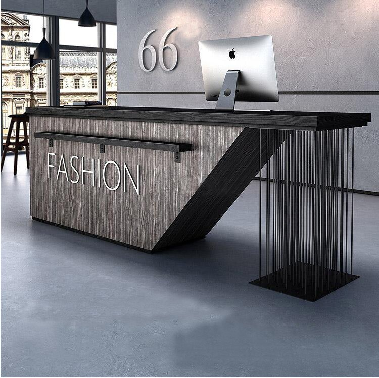 industrial reception counter