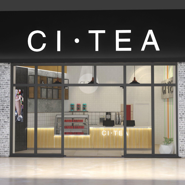 Bubble Tea Shop Design Ci Tea Bubble Tea Store Furniture Customize Factory