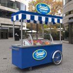 street food cart