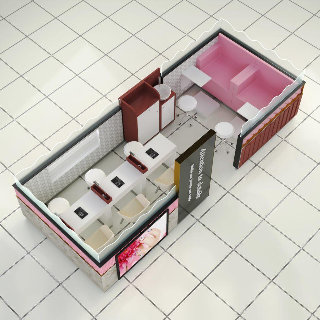 nail manicure studio