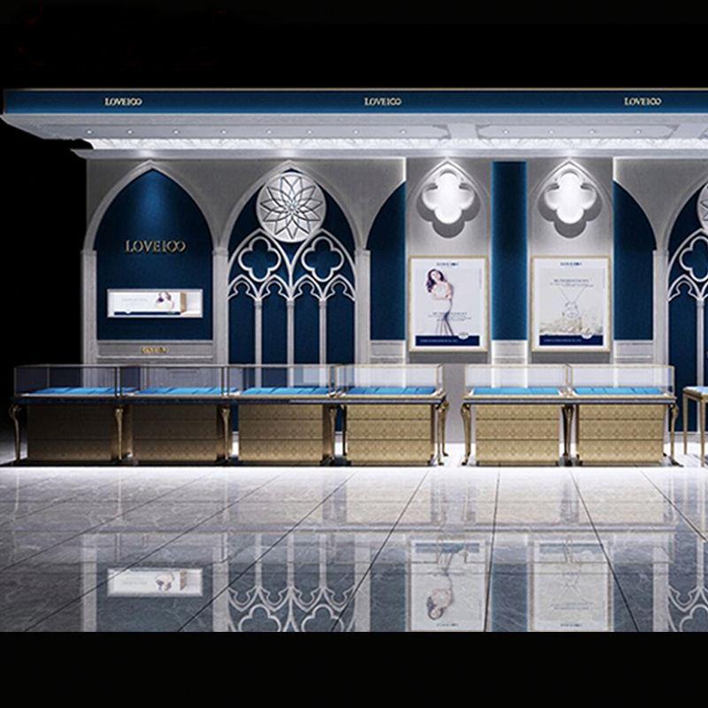 design jewelry shop