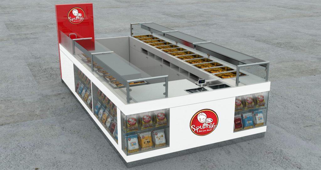 popcorn counter