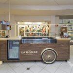 retail food cart