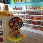 candy store fixture