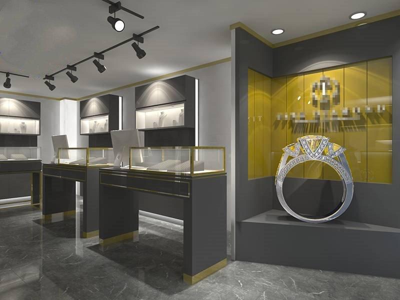 jewelry wall stand