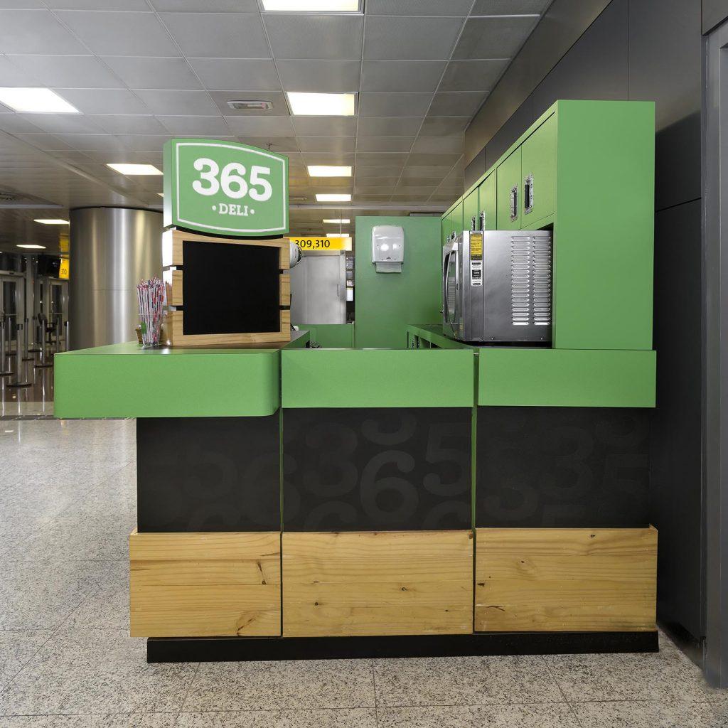 retail food kiosk