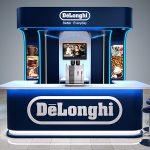 coffee machine kiosk