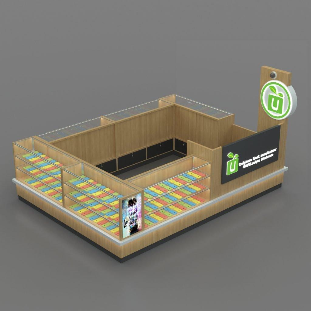 smart phone showcase