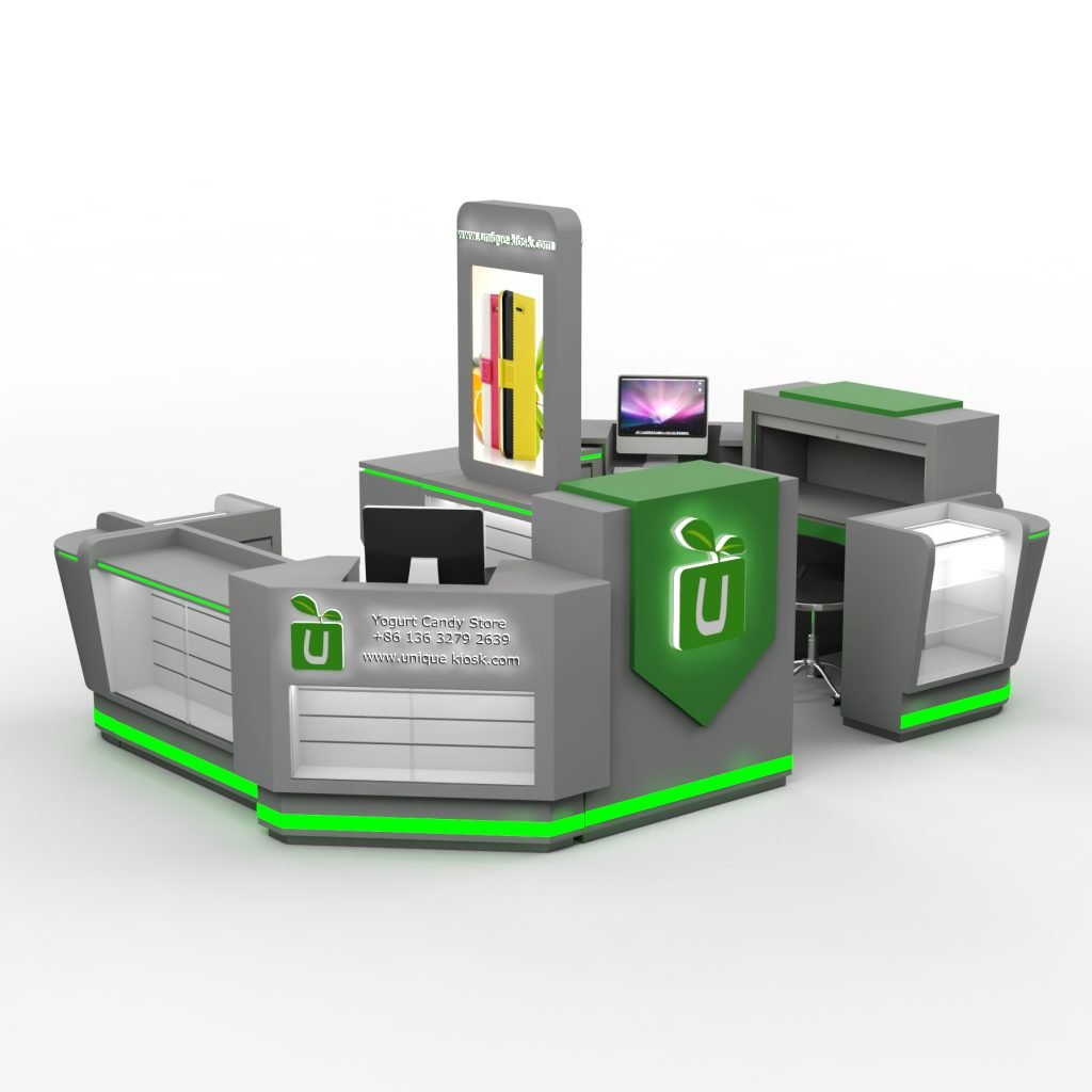 phone repair counter