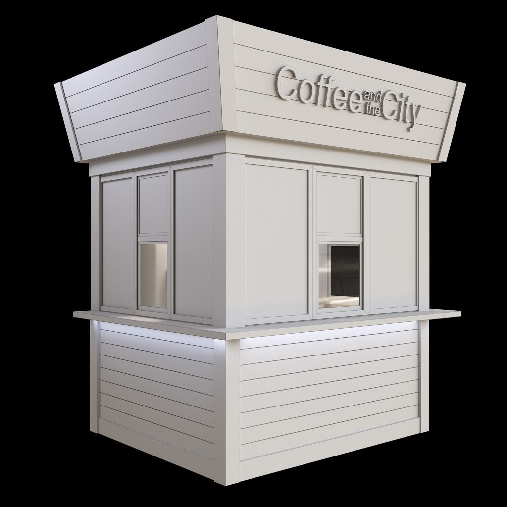coffee stand