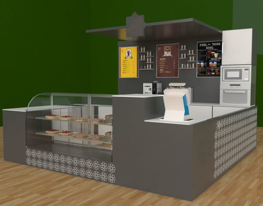 concession store