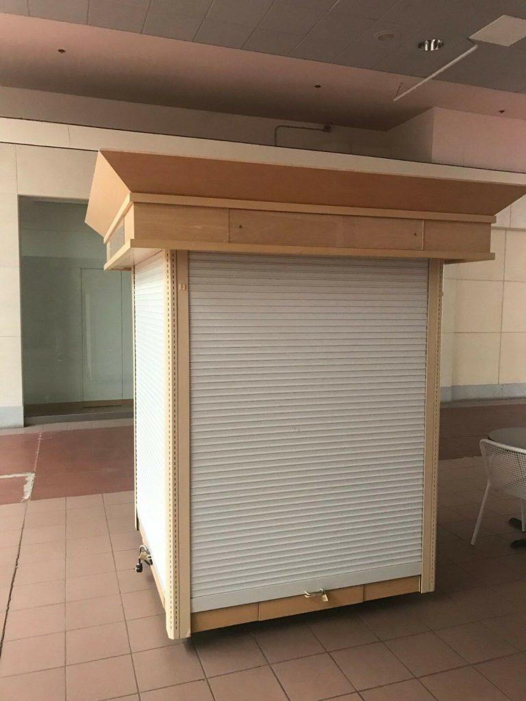 RMU cabinet