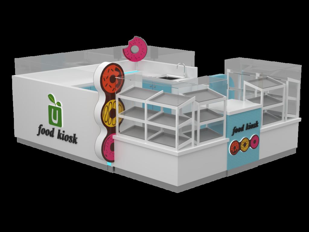donut kiosk