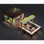 corn shop