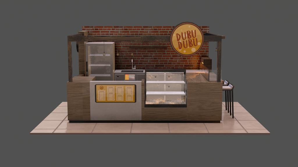 pancake booth