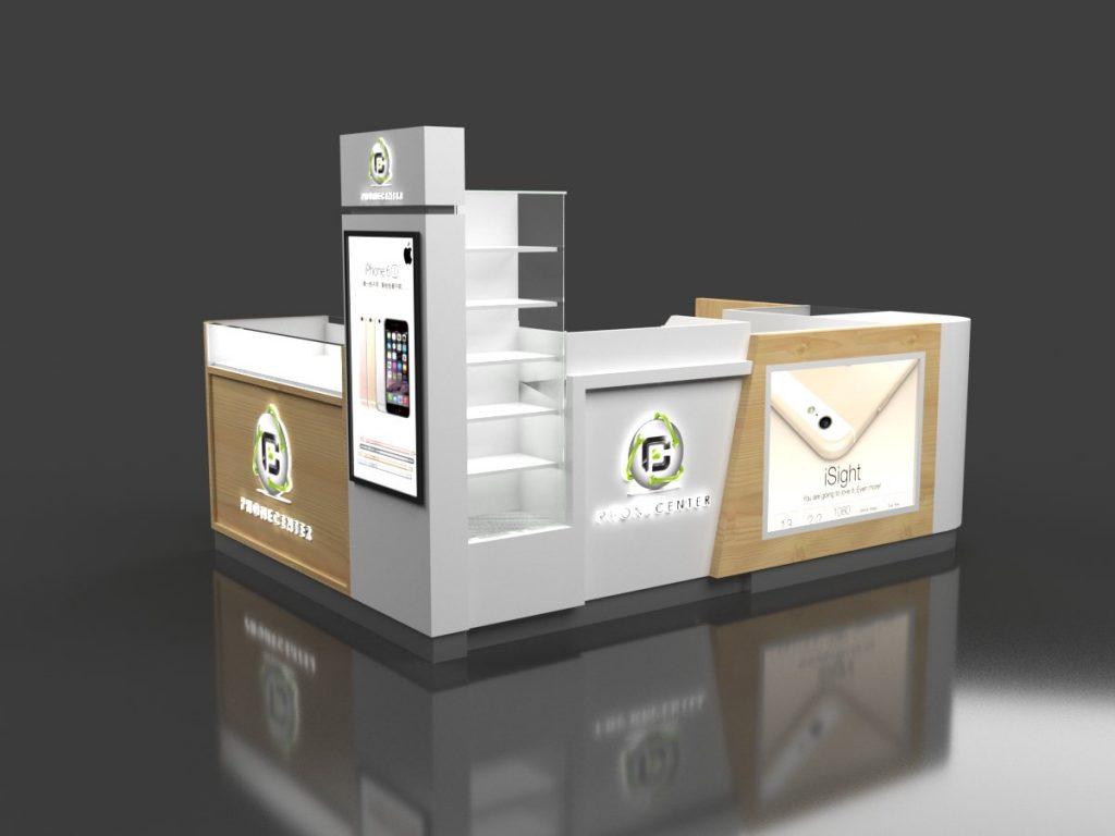 cell phone kiosk