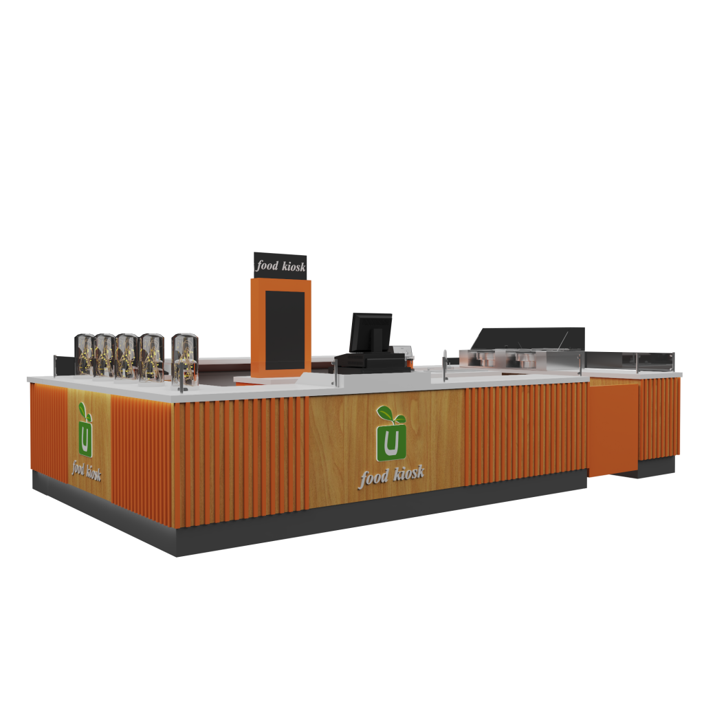 coffee tea stand